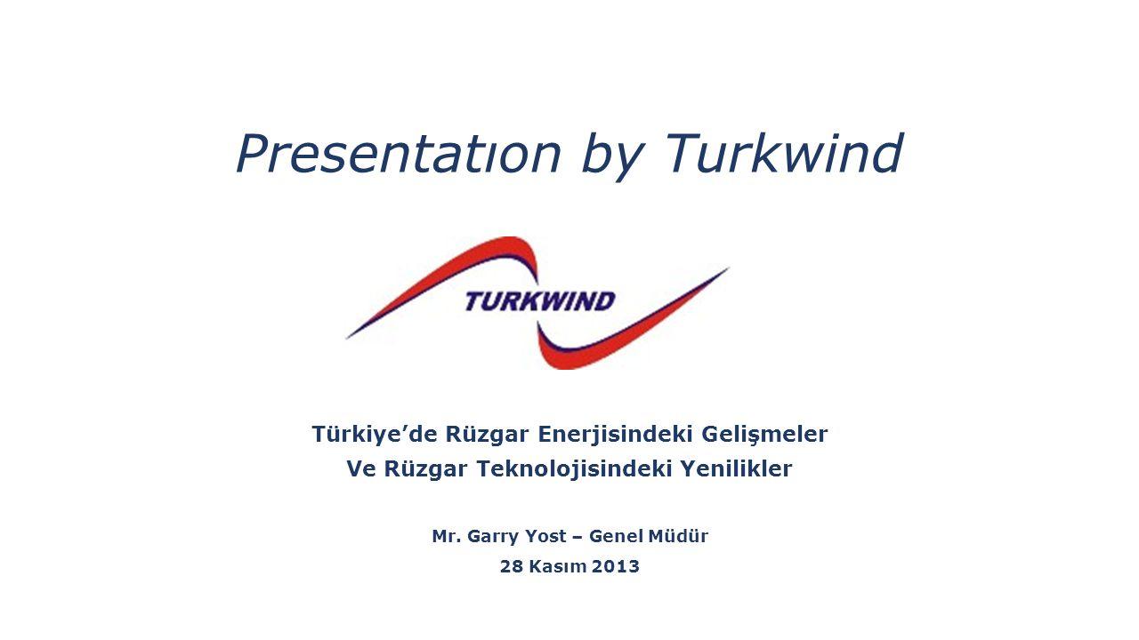 Presentatıon by Turkwind