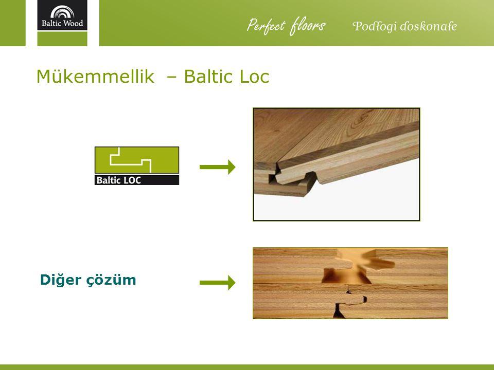 Perfect floors Mükemmellik – Baltic Loc Diğer çözüm
