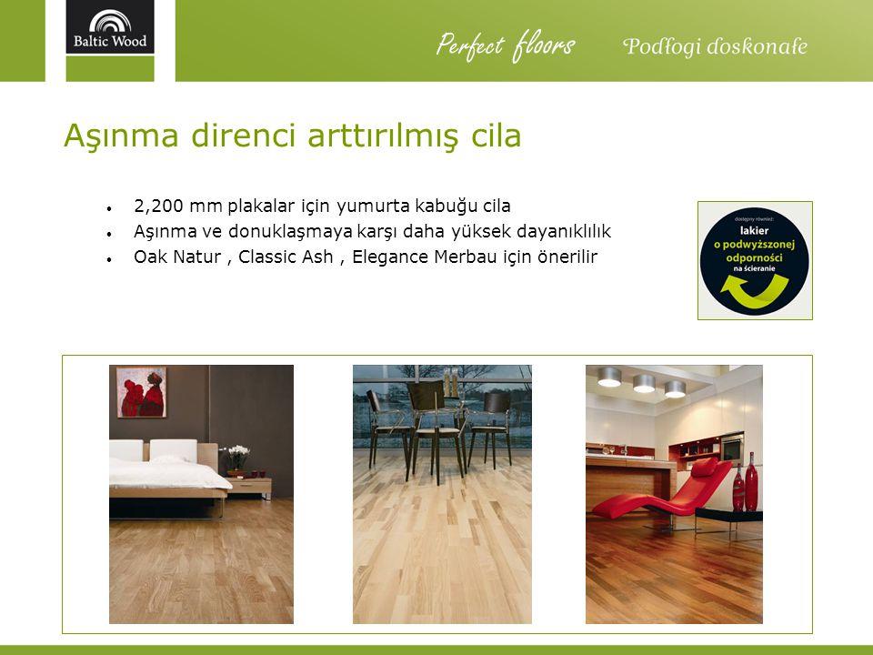 Perfect floors Aşınma direnci arttırılmış cila