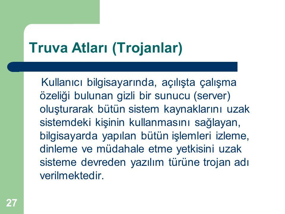 Truva Atları (Trojanlar)