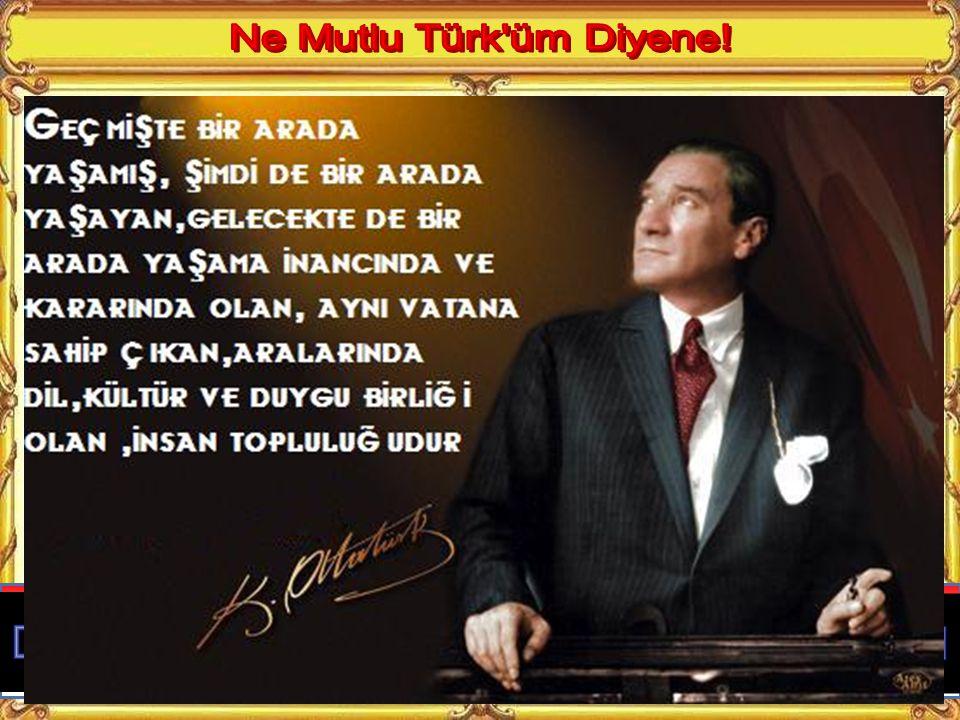 M. Kemal inkılapların başarıya ulaşmasını hangi sebebe bağlamaktadır