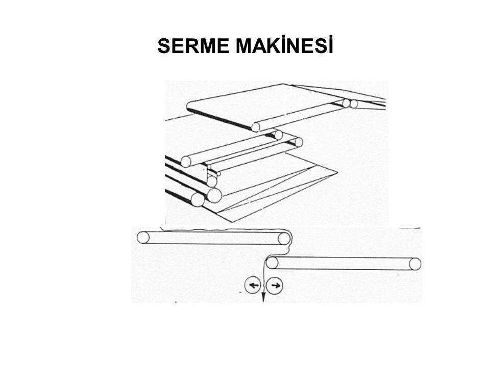 SERME MAKİNESİ