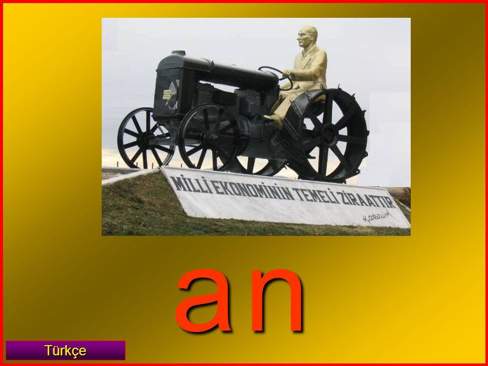 a n Türkçe