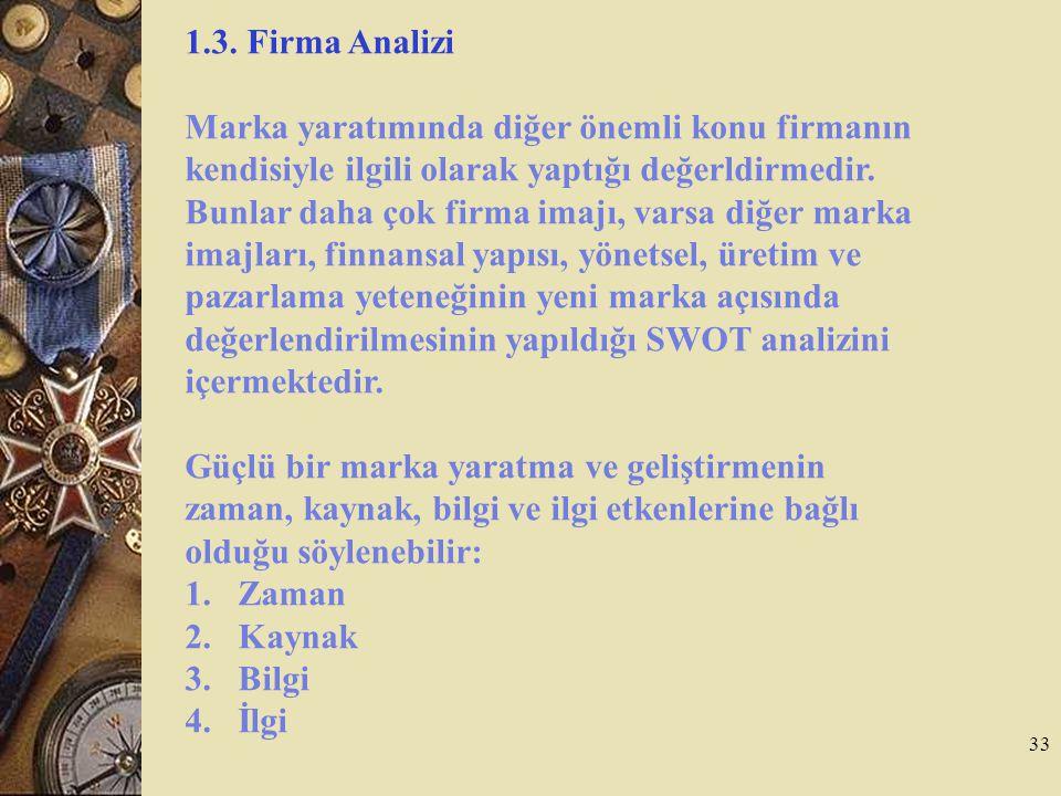 1.3. Firma Analizi