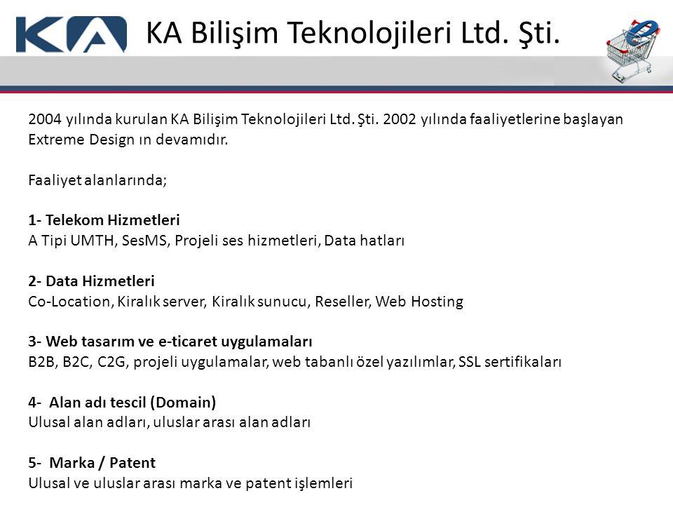 KA Bilişim Teknolojileri Ltd. Şti.