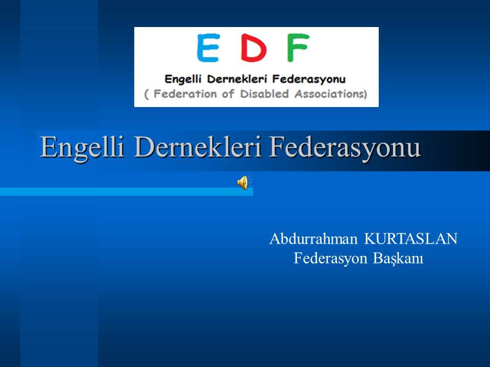 Engelli Dernekleri Federasyonu