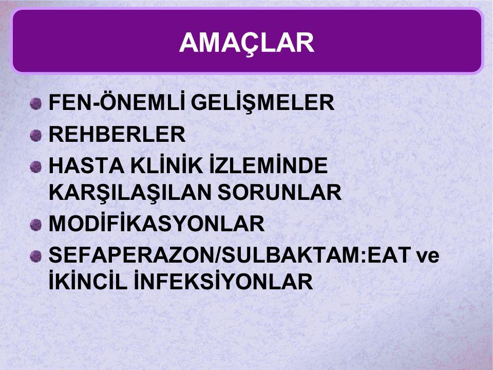 AMAÇLAR FEN-ÖNEMLİ GELİŞMELER REHBERLER