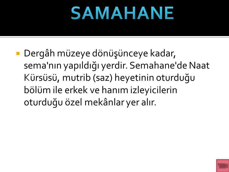 SAMAHANE