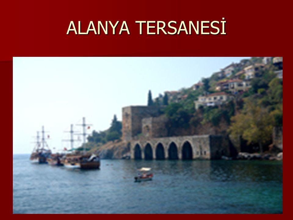 ALANYA TERSANESİ