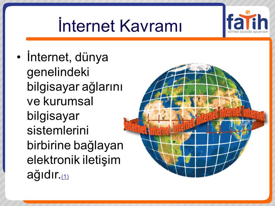 İnternet Kavramı