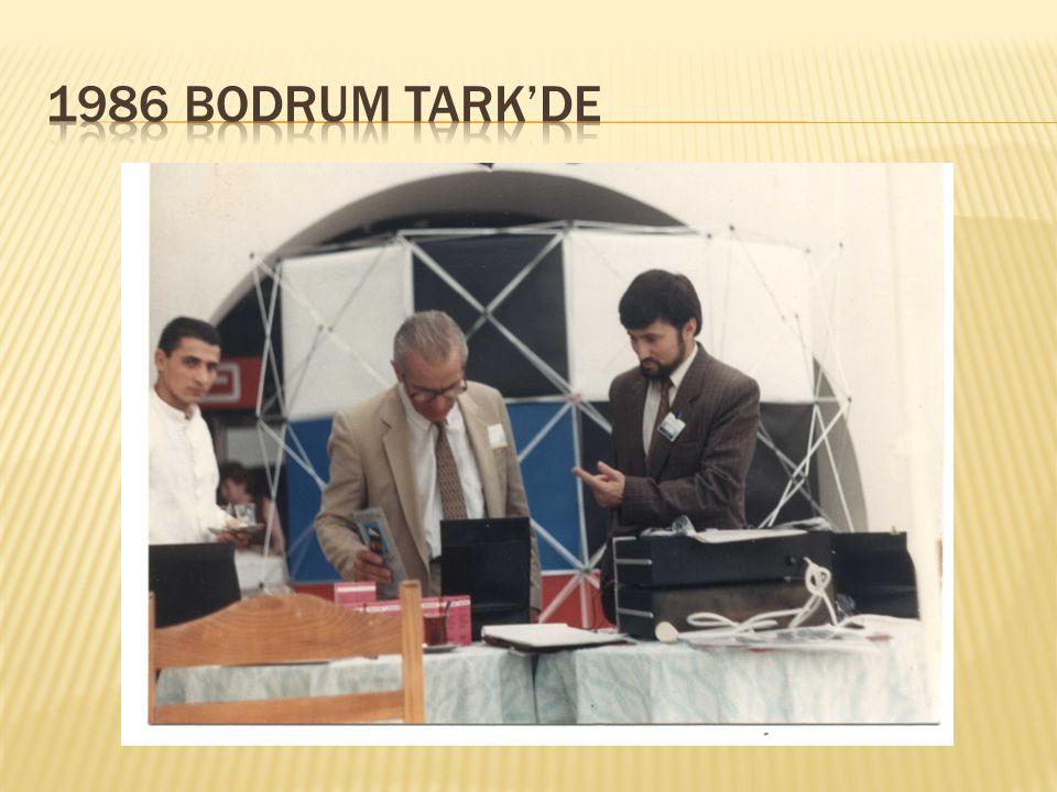 1986 Bodrum TARK'de