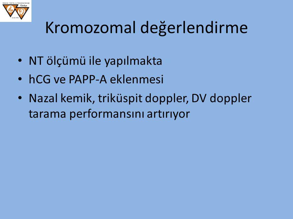 Kromozomal değerlendirme