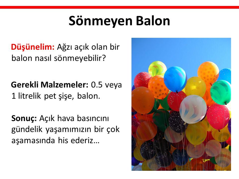 Sönmeyen Balon