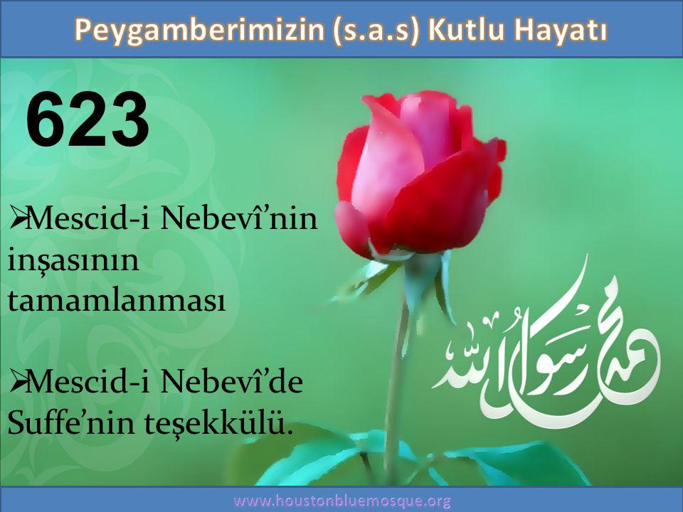 Peygamberimizin (s.a.s) Kutlu Hayatı