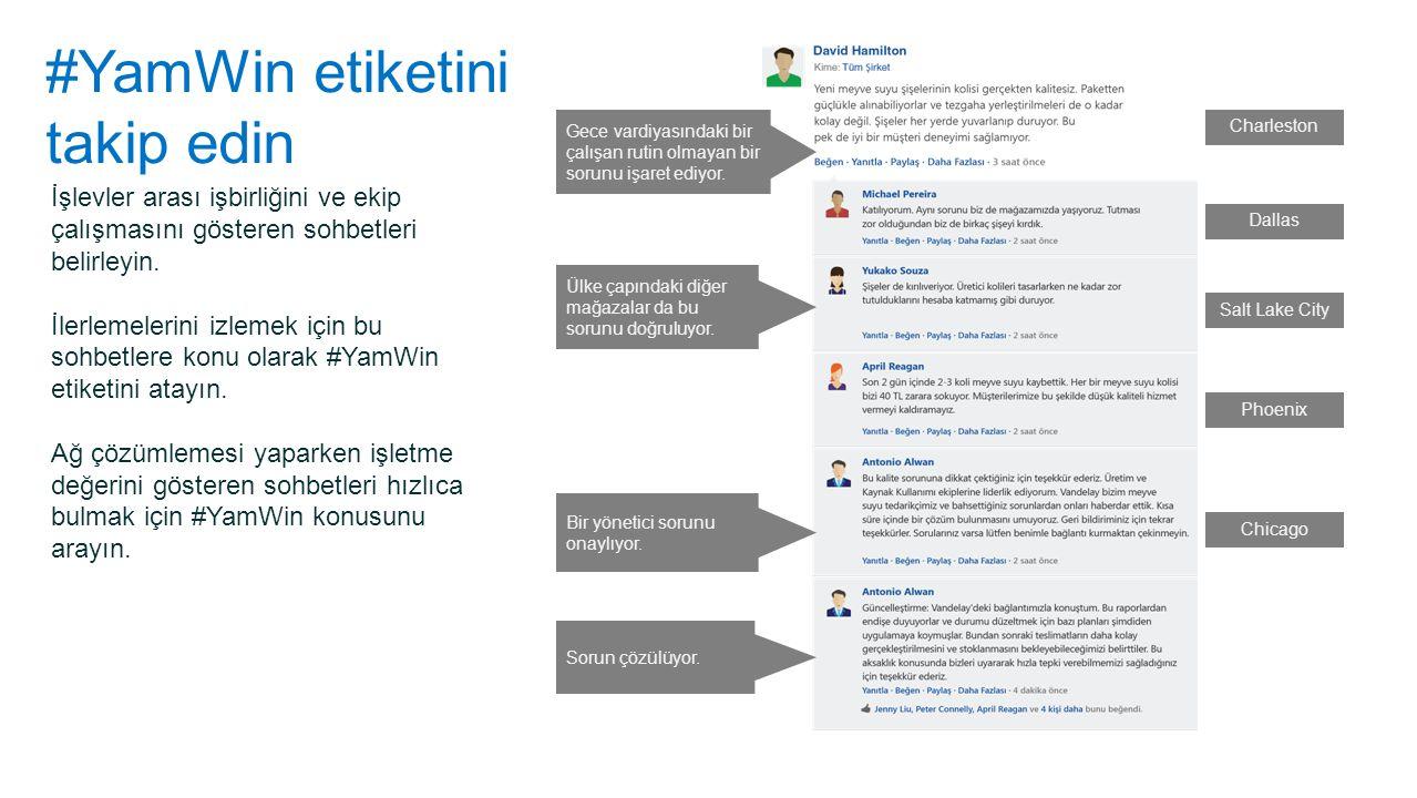 #YamWin etiketini takip edin