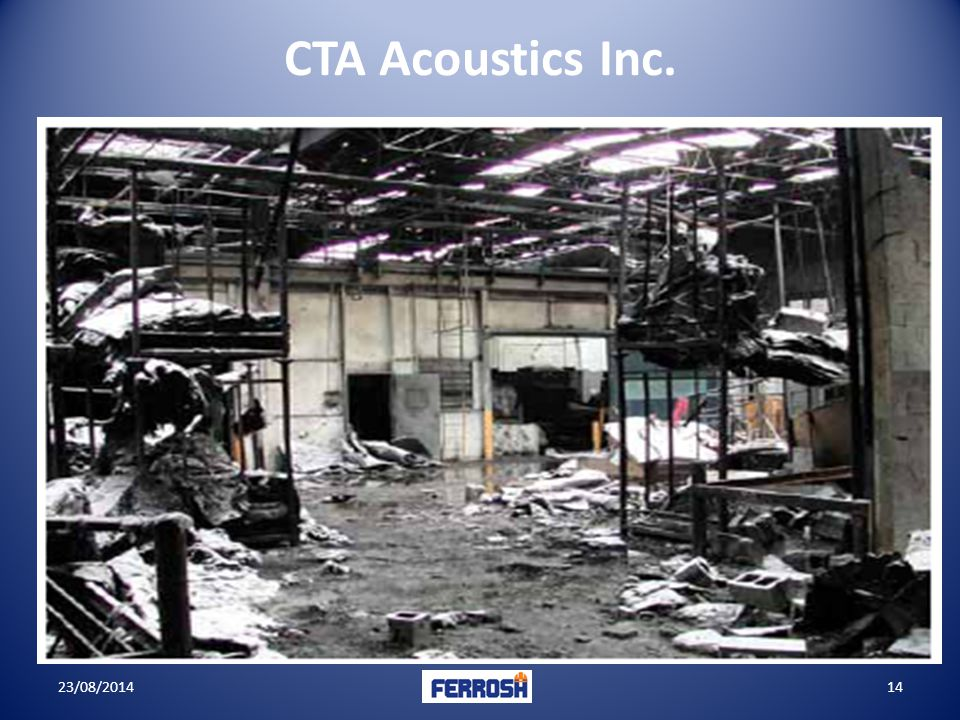 CTA Acoustics Inc. 06/04/2017