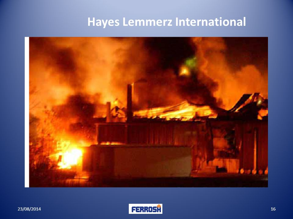 Hayes Lemmerz International