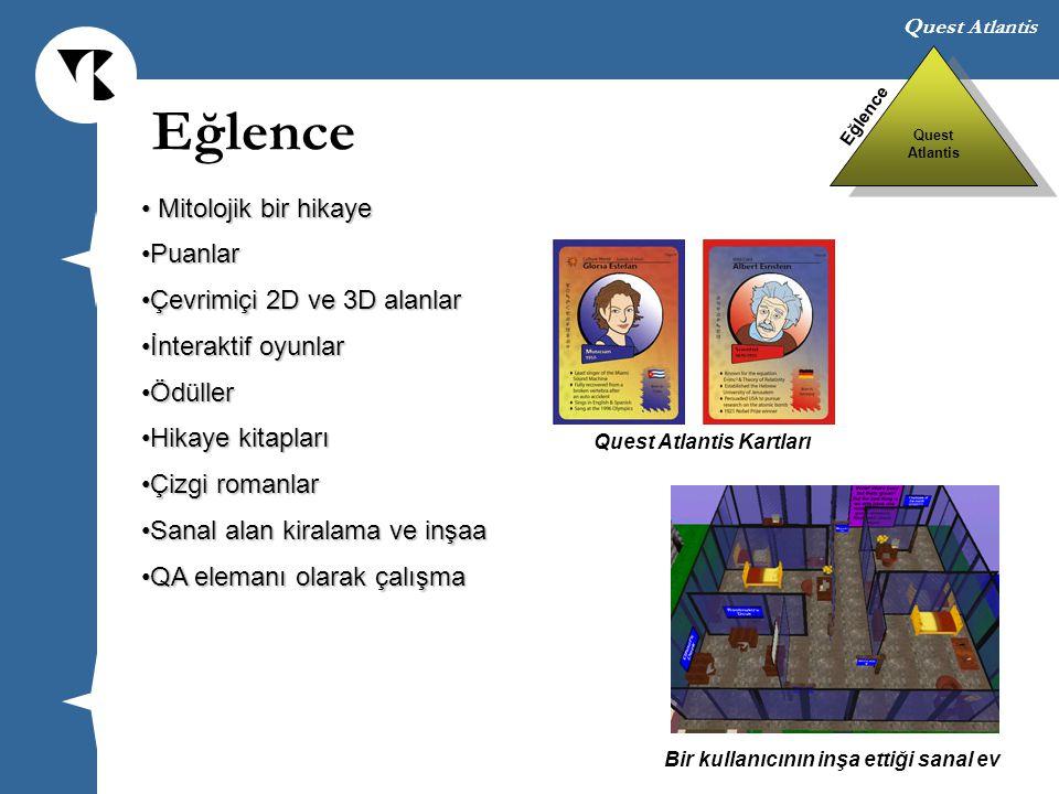 Eğlence Mitolojik bir hikaye Puanlar Çevrimiçi 2D ve 3D alanlar