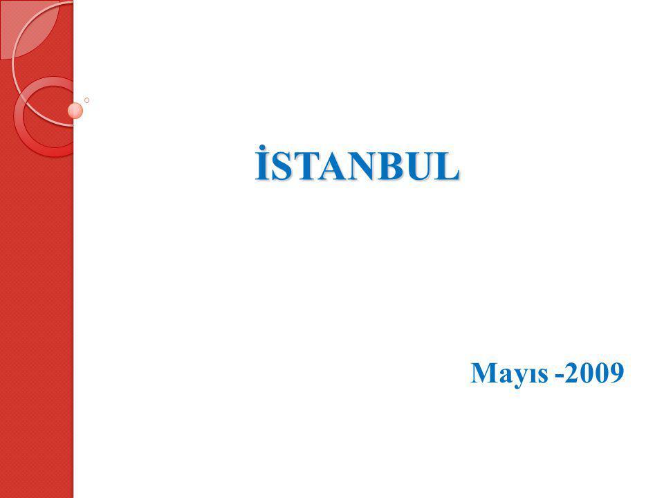 İSTANBUL Mayıs -2009