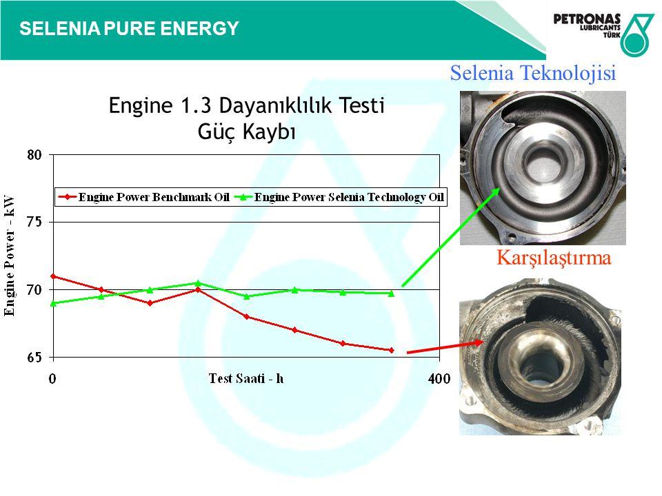 Engine 1.3 Dayanıklılık Testi