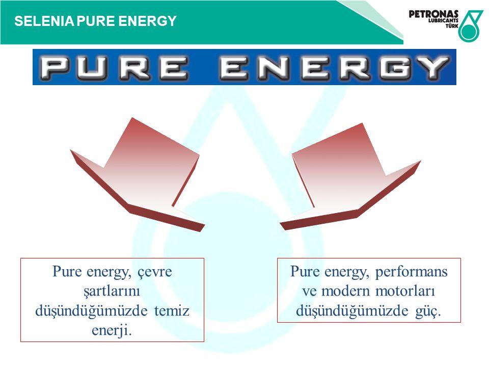 Pure energy, çevre şartlarını düşündüğümüzde temiz enerji.