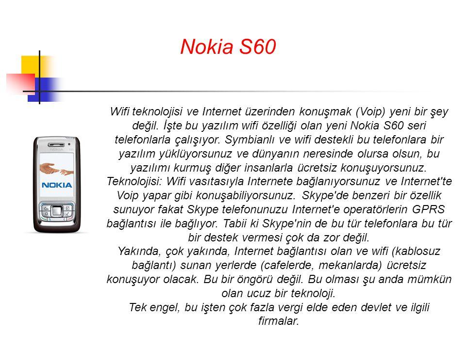 Nokia S60