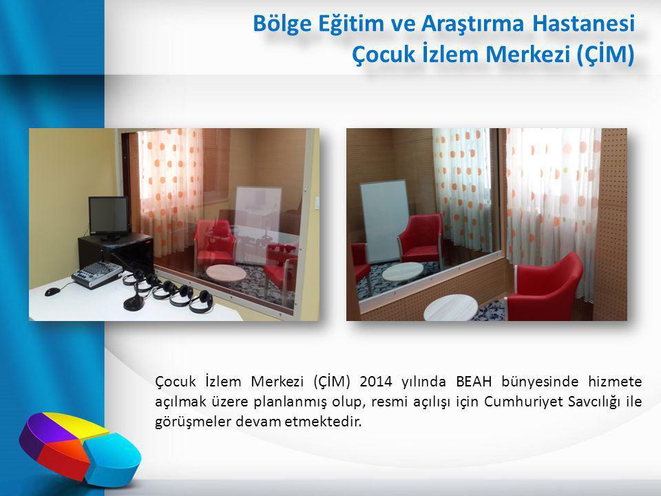 Bölge Eğitim ve Araştırma Hastanesi Çocuk İzlem Merkezi (ÇİM)