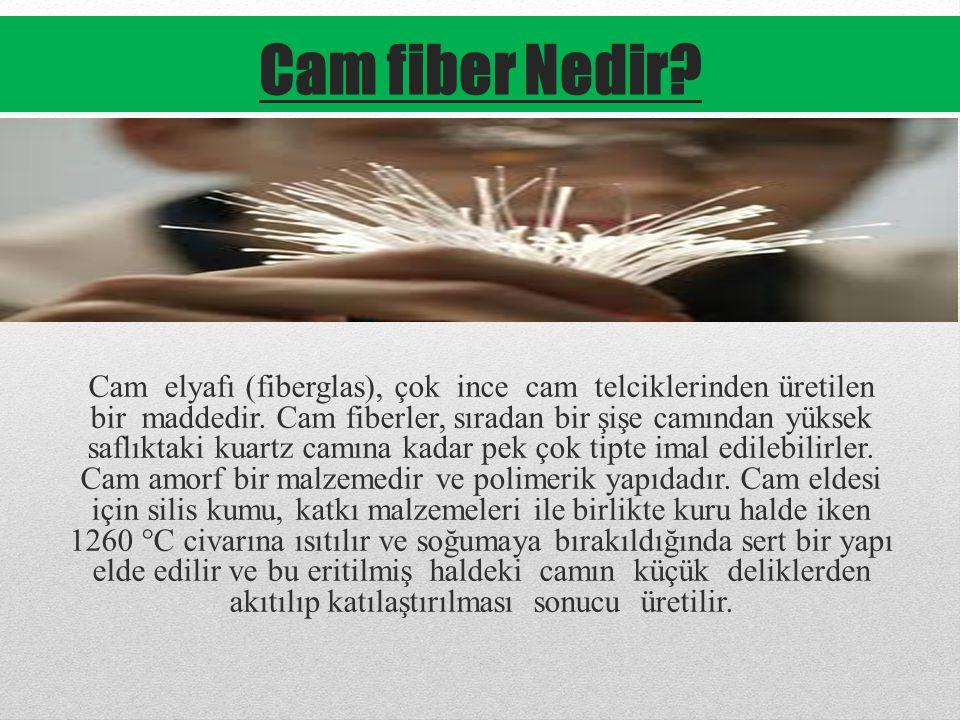 Cam fiber Nedir