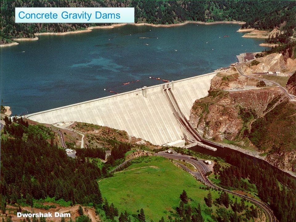 Concrete Gravity Dams Recep YURTAL Ç.Ü. İnş.Müöl.