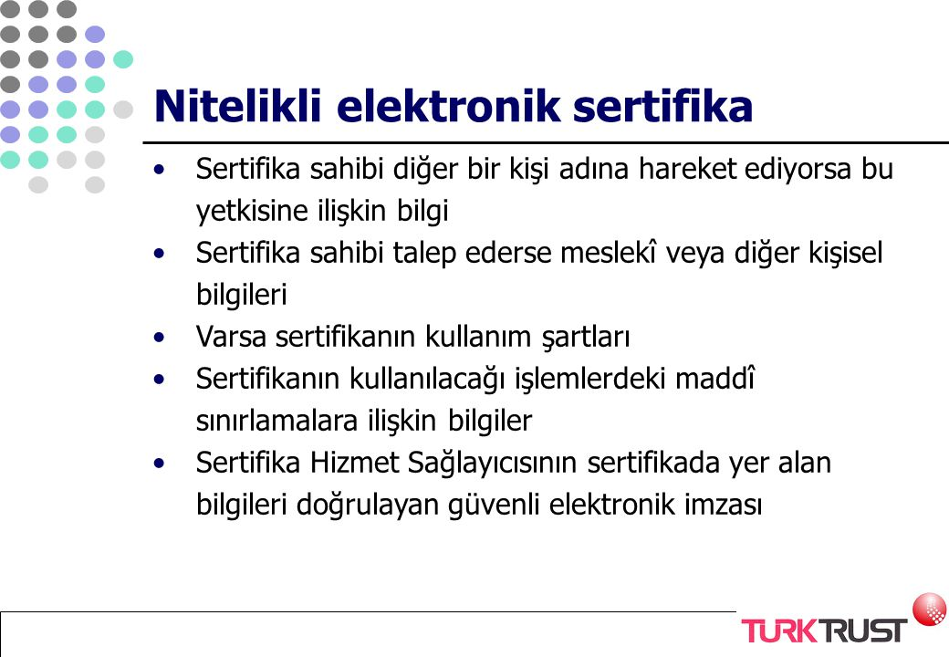 Nitelikli elektronik sertifika