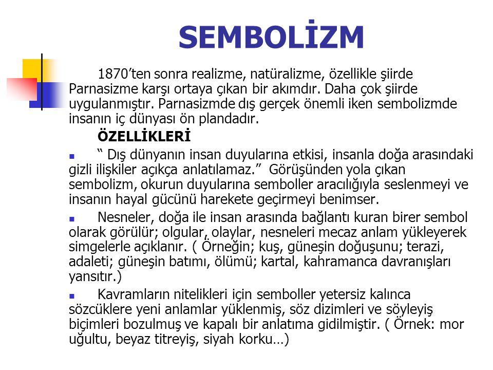 SEMBOLİZM