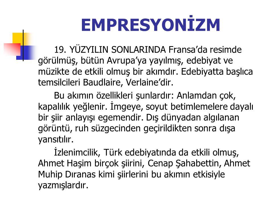 EMPRESYONİZM