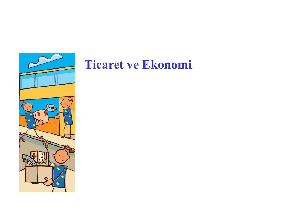 Ticaret ve Ekonomi