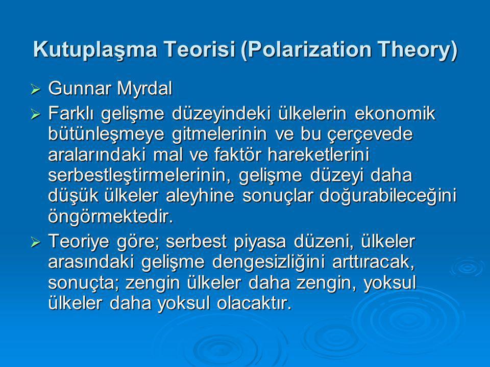 Kutuplaşma Teorisi (Polarization Theory)