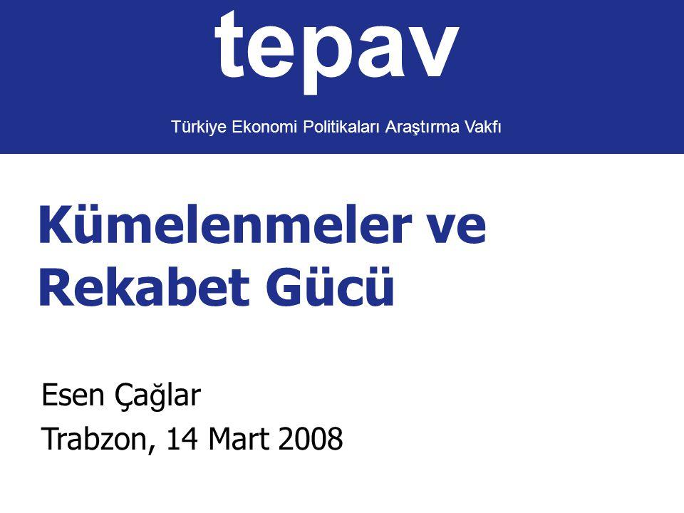 Türkiye Ekonomi Politikaları Araştırma Vakfı