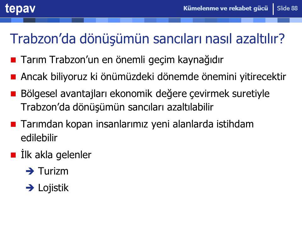 Trabzon'da dönüşümün sancıları nasıl azaltılır