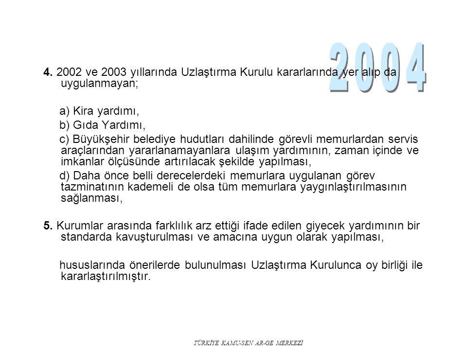 TÜRKİYE KAMU-SEN AR-GE MERKEZİ