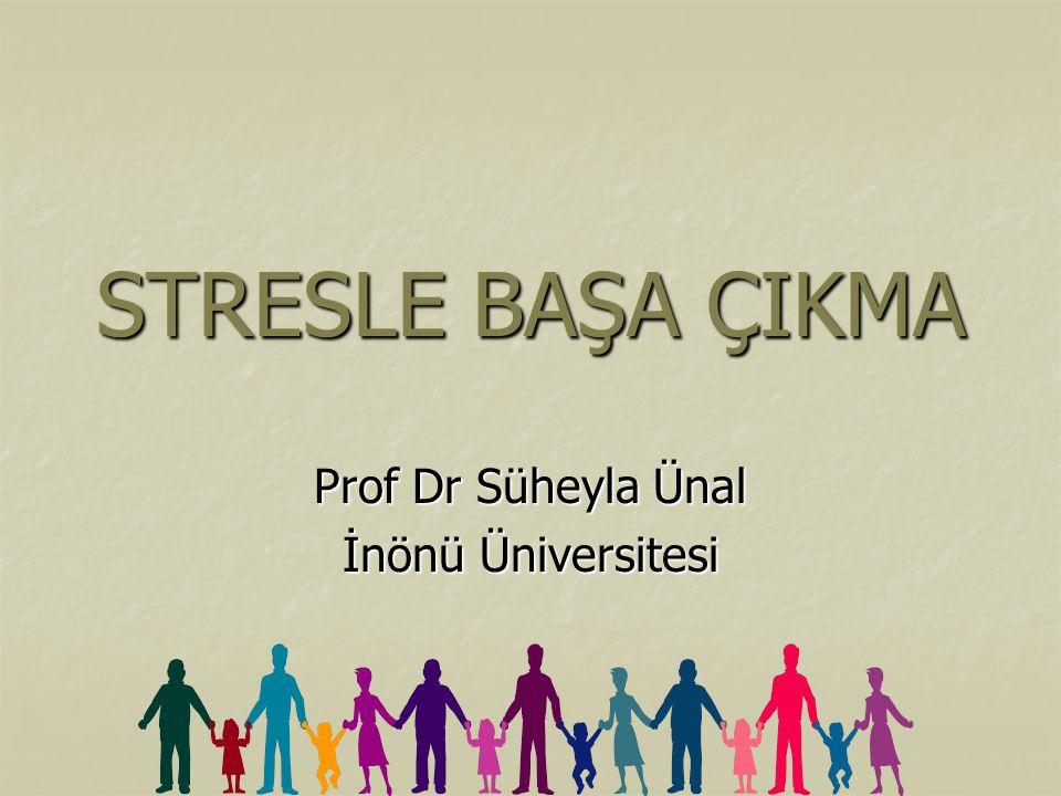 Prof Dr Süheyla Ünal İnönü Üniversitesi