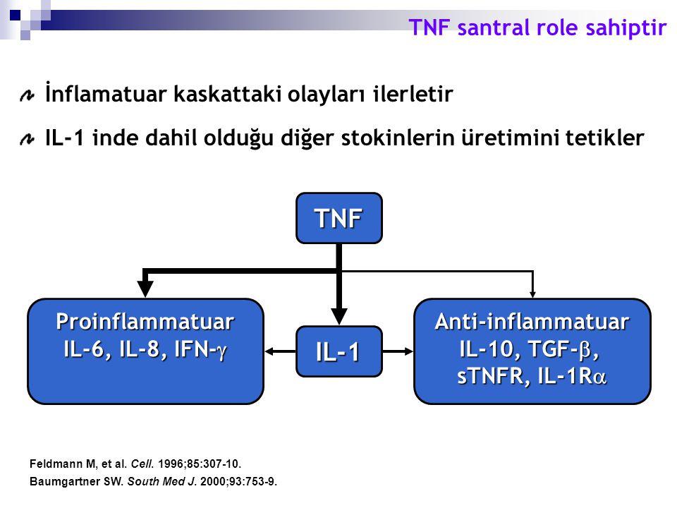 TNF santral role sahiptir