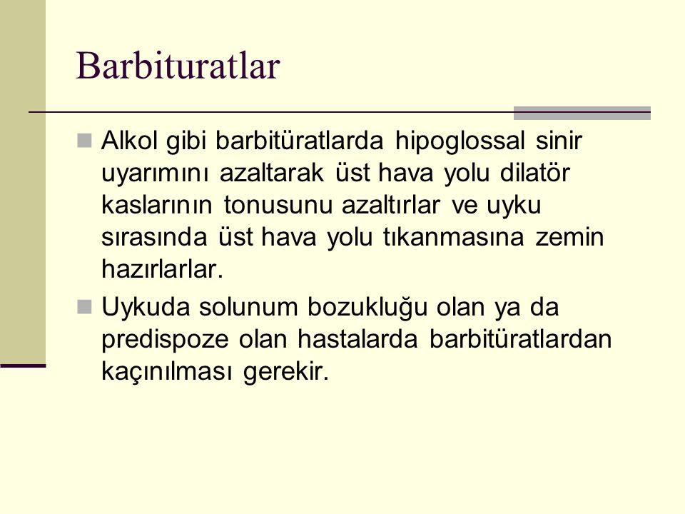 Barbituratlar