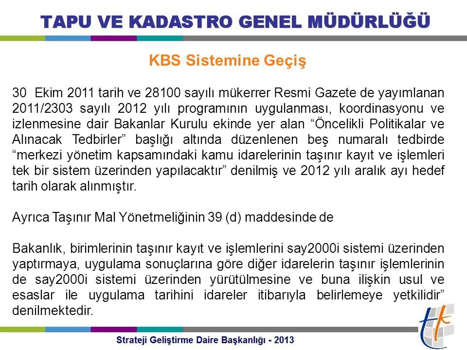 KBS Sistemine Geçiş