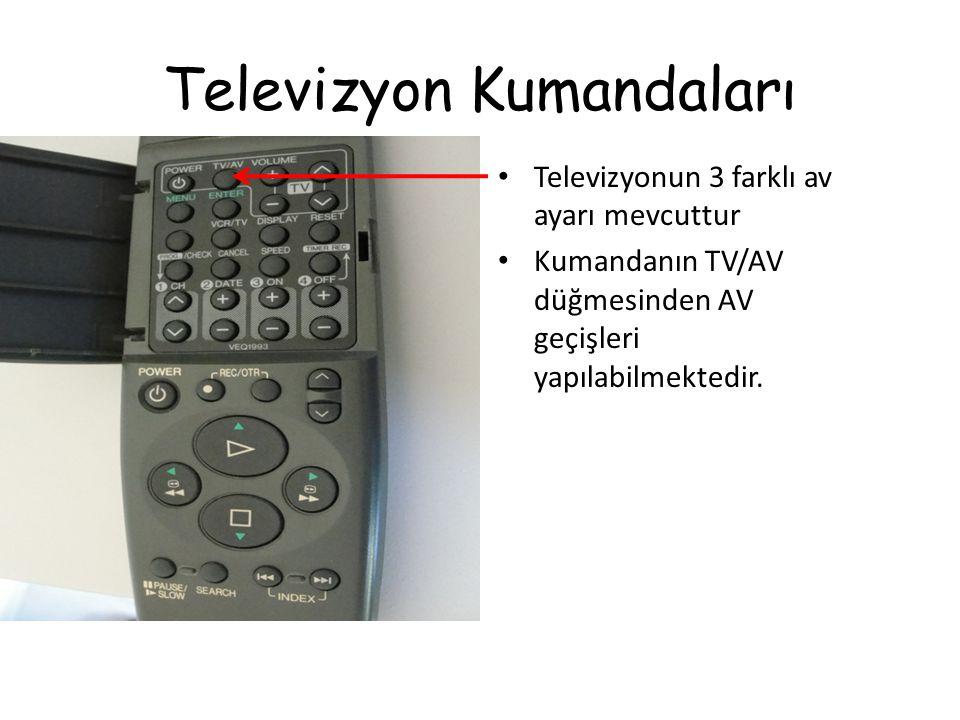Televizyon Kumandaları