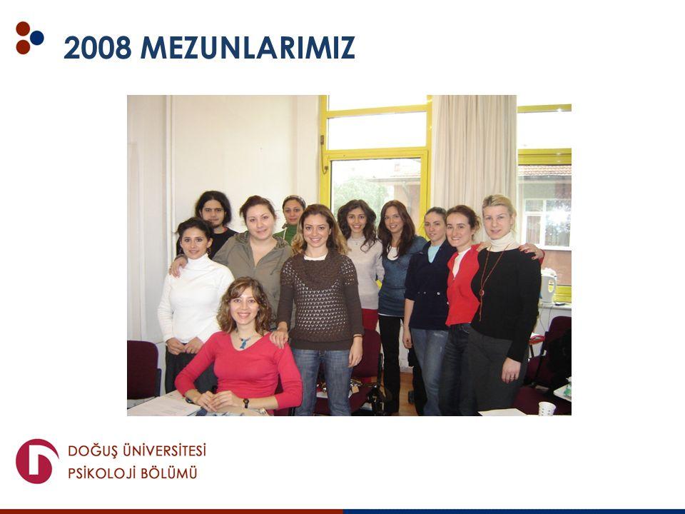 2008 MEZUNLARIMIZ