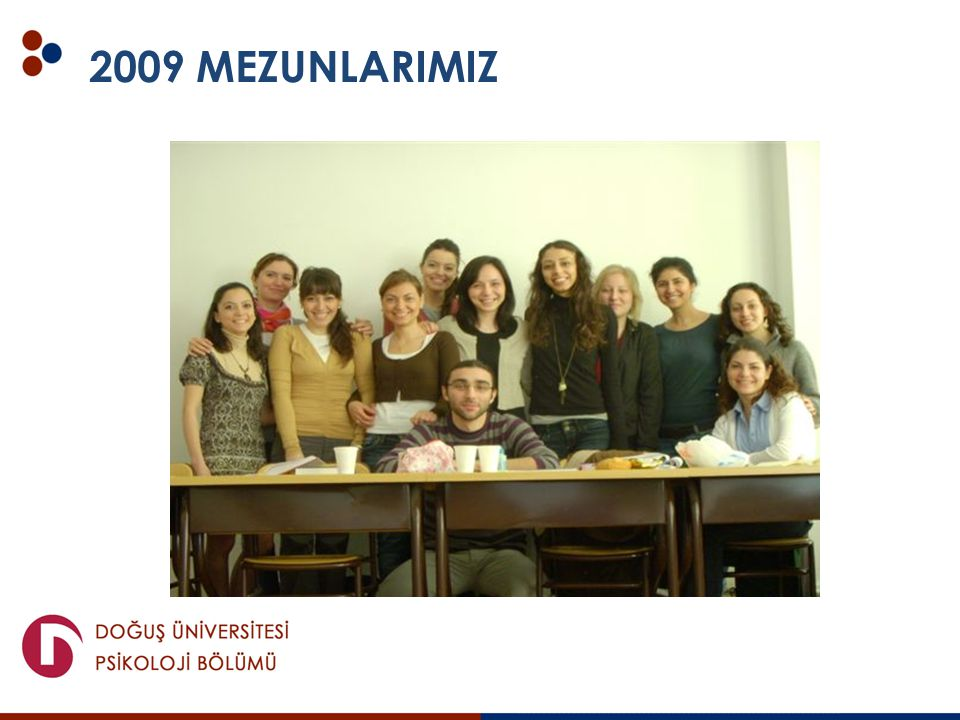 2009 MEZUNLARIMIZ
