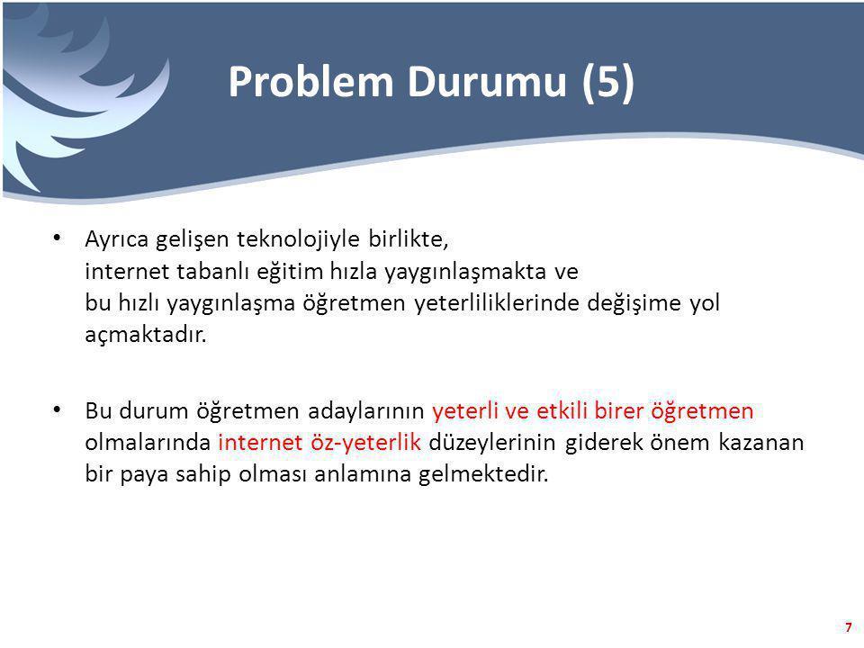 Problem Durumu (5)