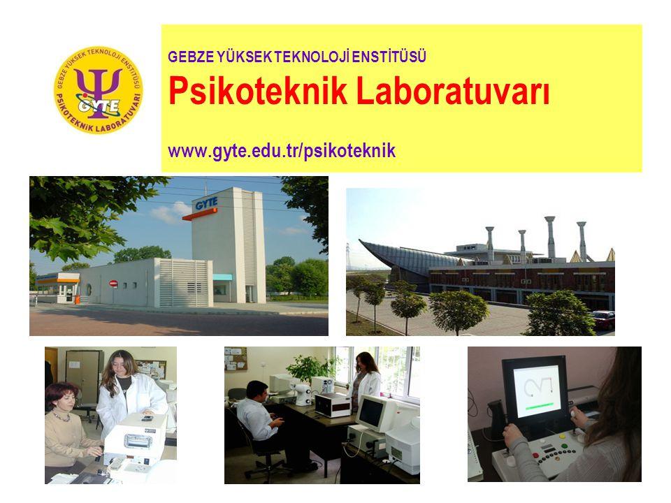 Psikoteknik Laboratuvarı