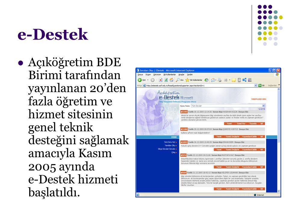 e-Destek