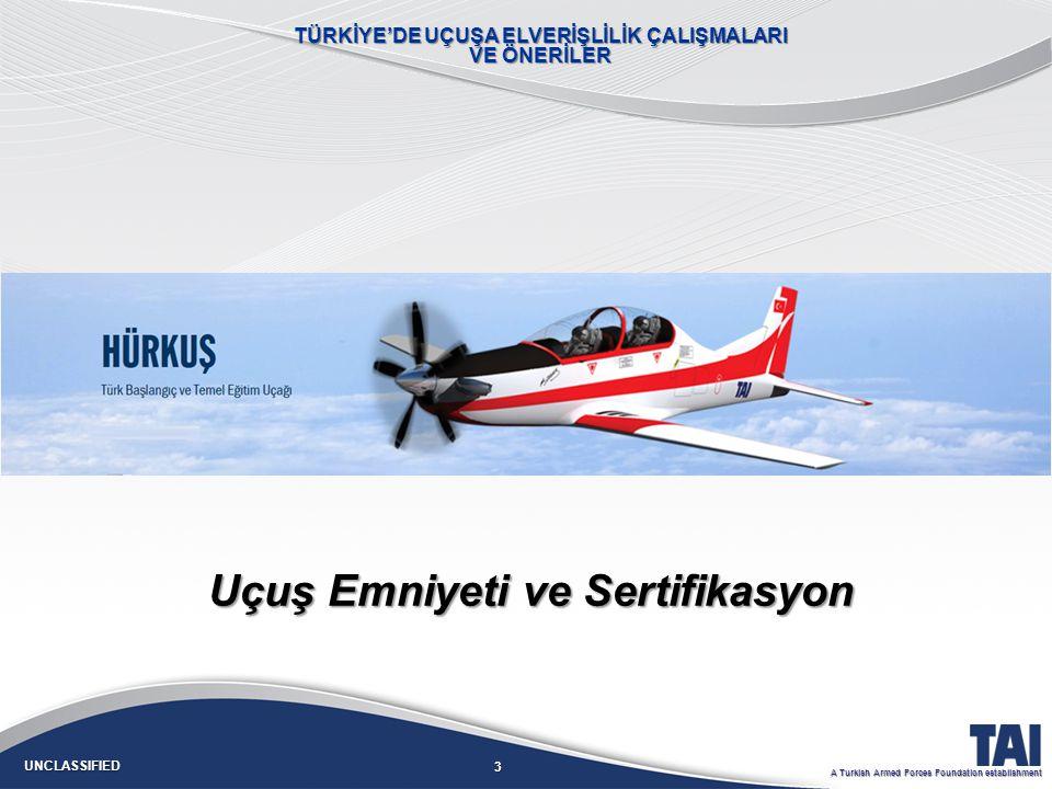 Uçuş Emniyeti ve Sertifikasyon