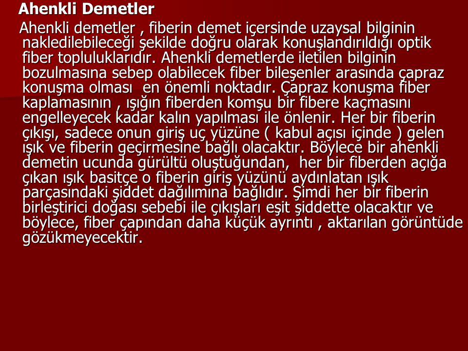 Ahenkli Demetler
