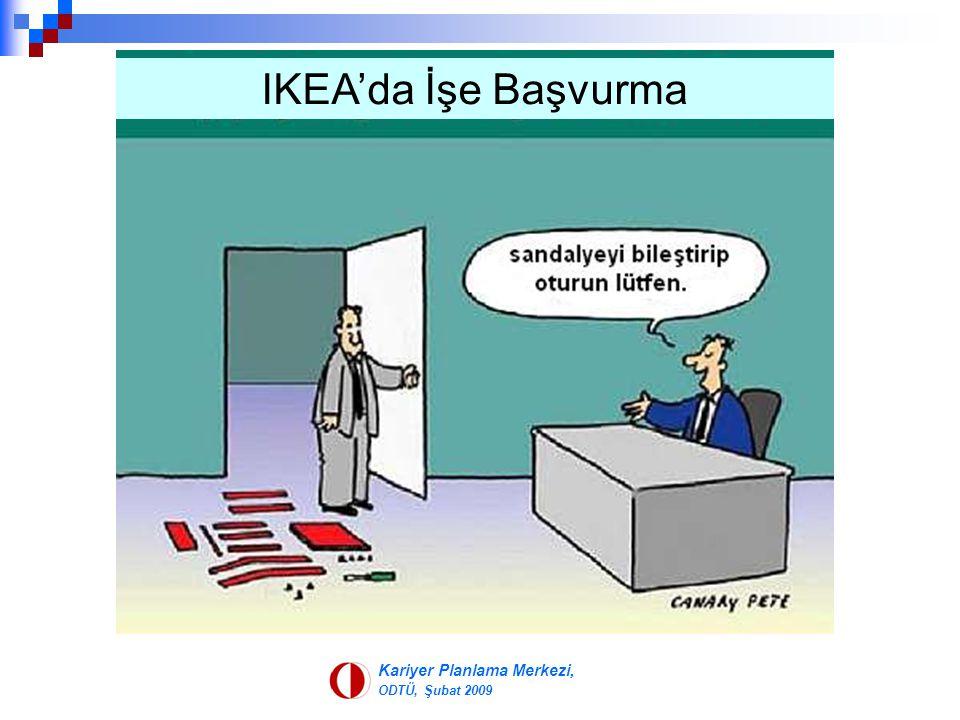 IKEA'da İşe Başvurma